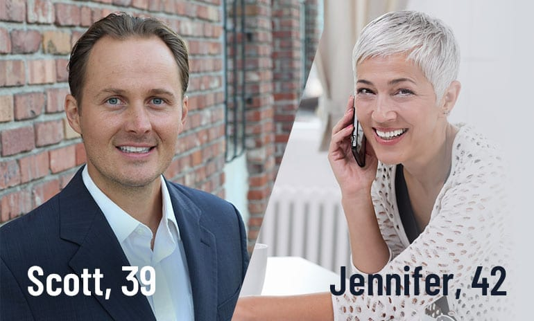 Scott and Jennifer - Customer Profile - VanderVeer Center