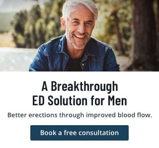A Breakthrough ED Solution for Men