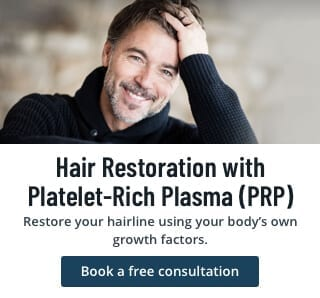 Hair Restoration with Platelet-Rich-Plasma (PRP)