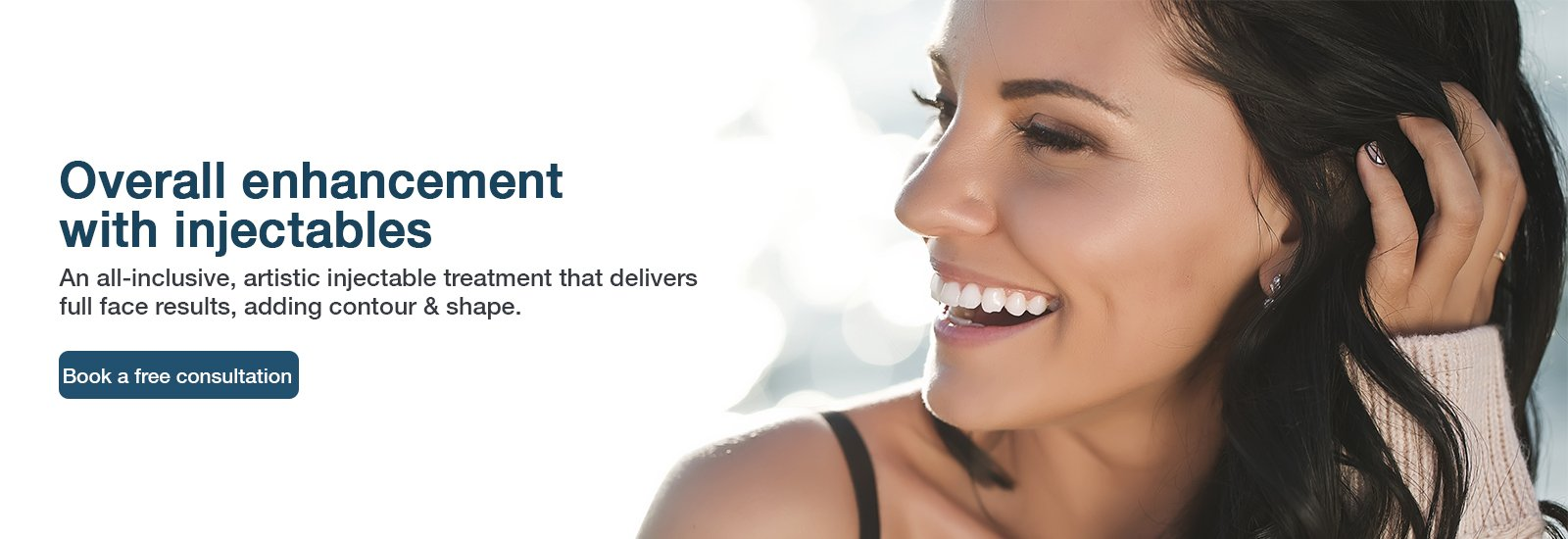 Overall enhancement with injectables