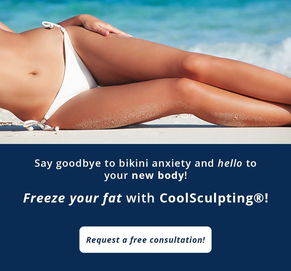 CoolSculpting® - Freeze your fat!